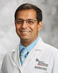 Archan Shah Critical Care Medicine