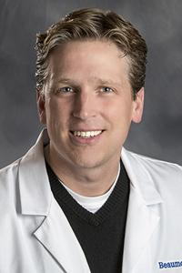 Photo of Dr. Andrew Almquist