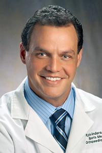 Photo of Dr. Anderson