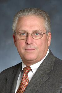 Photo of Dr. Baumann
