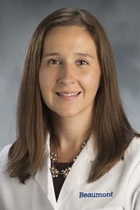 Photo of Dr. Abigail Brackney