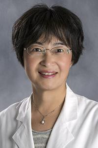 Photo of Dr. Xin
