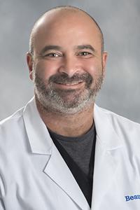 Photo of Dr. Sherif G El-Alayli, DO