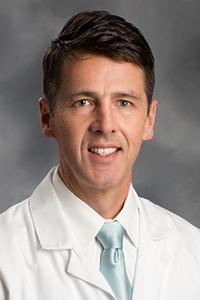 Photo of Dr. Fortin