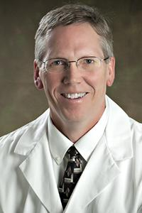 Photo of Dr. Gustafson