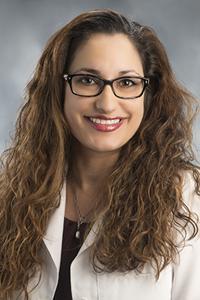 Photo of Dr. Mona Janfaza