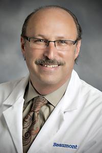 Photo of Dr. Lefkowitz