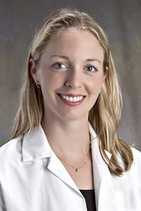 Photo of Dr. Kelly Levasseur