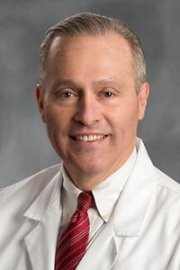 Photo of Dr. Mayo