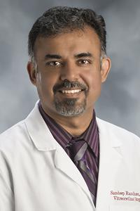 Photo of Dr. Randhawa