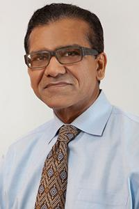 Photo of Dr. Rao