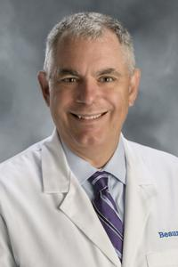 Photo of Dr. Robertson
