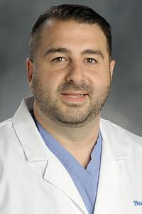 Photo of Dr. Hussein Saad