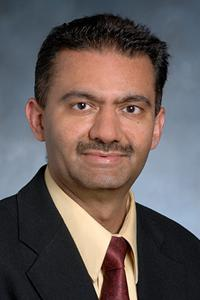 Photo of Dr. Shah