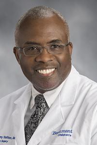 Photo of Dr. Anthony Stallion