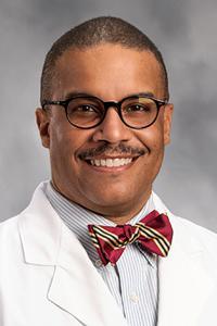 Photo of Dr. Tucker