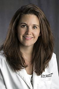 Photo of Dr. Danielle Turner-Lawrence