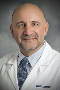 Photo of Dr. Gregory Varjabedian