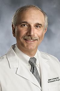 Photo of Dr. James Verner