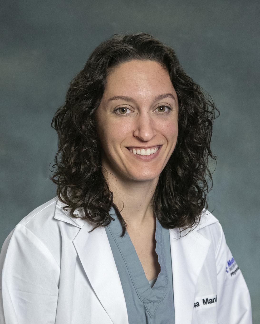 Photo of Alyssa Marulli, MD