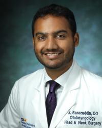 Dr. Kaashif Eazazuddin, DO