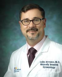 Dr. Vadim V. Morozov, MD