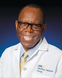 Dr. Ophard K. Mupanomunda, MD