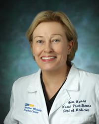 Anne Nyman, CRNP