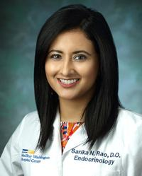 Dr. Sarika N. Rao, DO