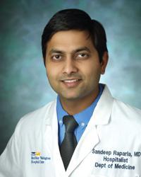 Dr. Sandeep Raparla, MD