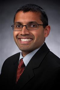 Photo of Raman S. Menon