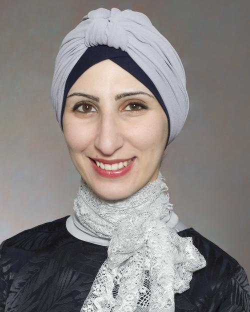 Rasha B. A. Alqadi, M.D.