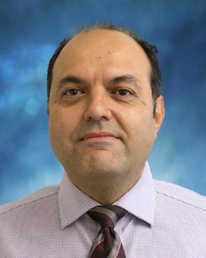Photo of Ali Asghar Gamini
