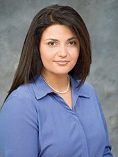 Photo of Samina Ghasem Khani