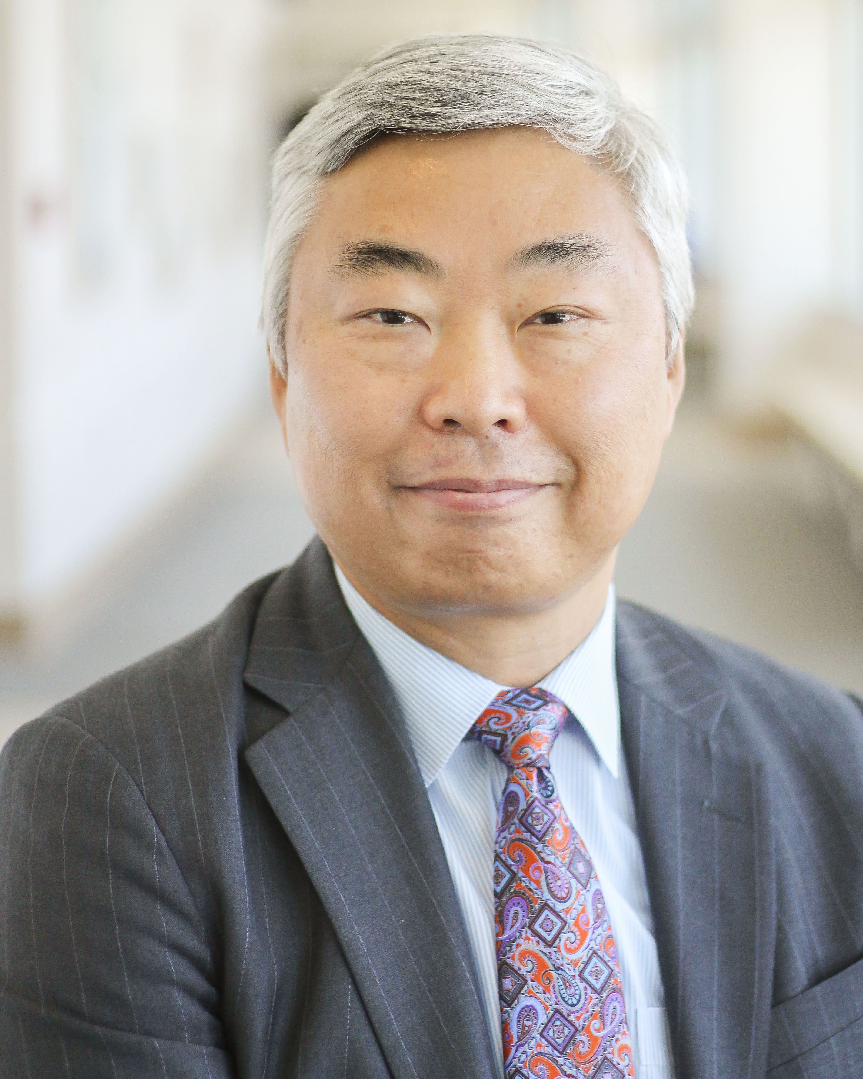 Photo of Peter Hui-Mun Pak