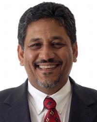 Agha Shahid Khan, MD